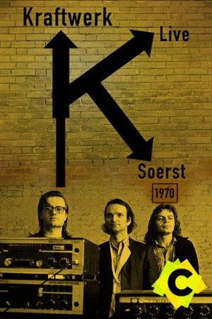 Kraftwerk - Live In Soest 1970