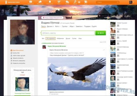 Взгляд изнутри на социальную сеть Одноклассники