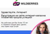 Регистрация в Wildberries личный кабинет и др - logo