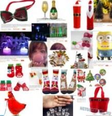 Подарки на новый год за 100 рублей на Алиэкспресс - logo