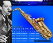 Виртуальный саксофон онлайн - logo