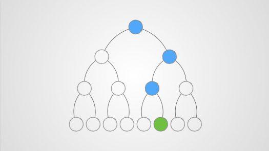 Modifying an immutable tree