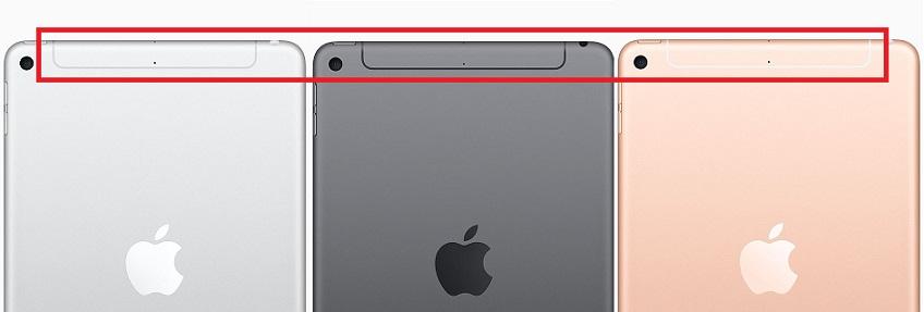 iPadmini背面