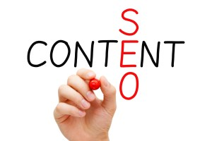 Content and Seo Cross each other