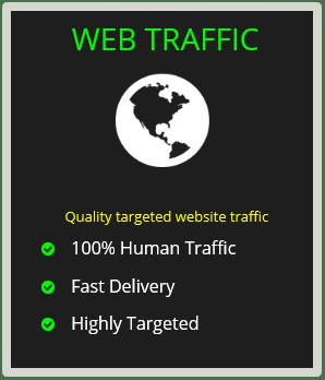 buy Web traffic