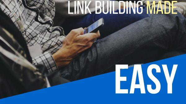 Easy Link Building