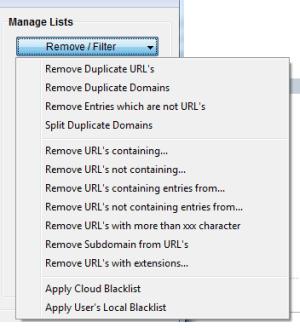 Scrapbox manage lists