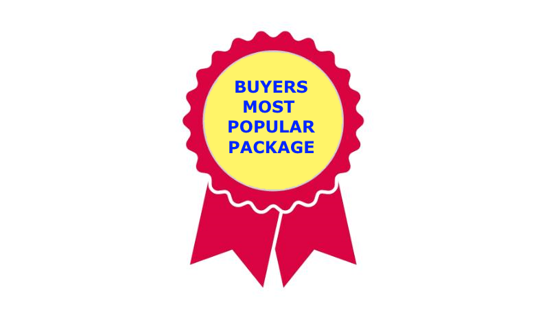 most popular traffic package