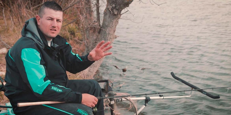 découverte et perfectionnement de la pêche au feeder fine dans netpeche magazine avec Franck Butavand