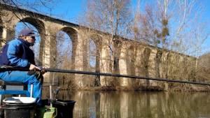 Pêche au coup de gardons en hiver et en rivière – Gardons Express