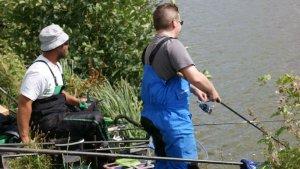 Vidéo pêche à l'anglaise