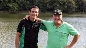 Trailer vidéo pêche à l'anglaise au coulissant avec des champions