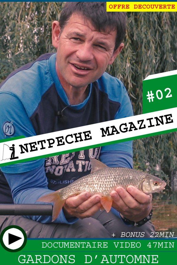 netpeche magazine 02 pêche au coup de gardons en étang aux pellets didier delannoy