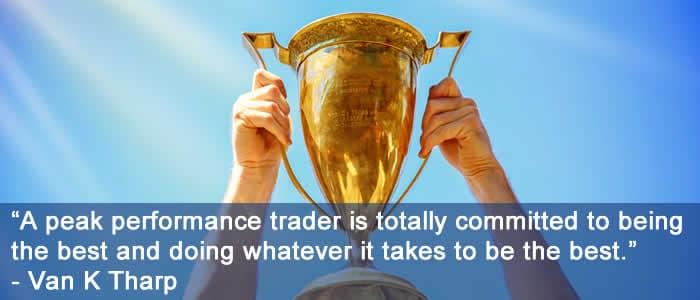 trading quote Van Tharp