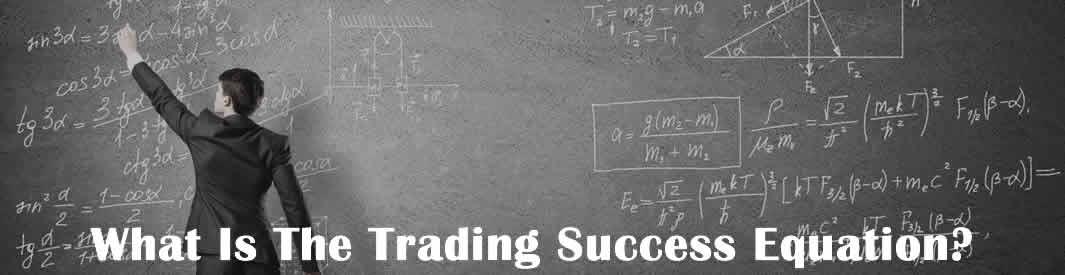 trading success equation