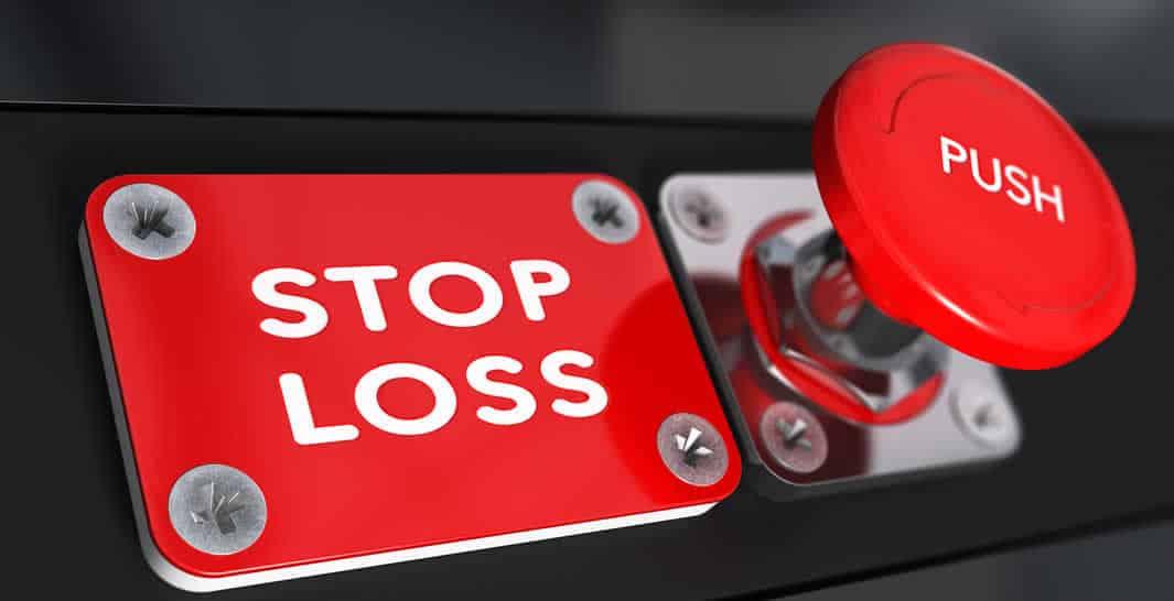 stop loss losing trades