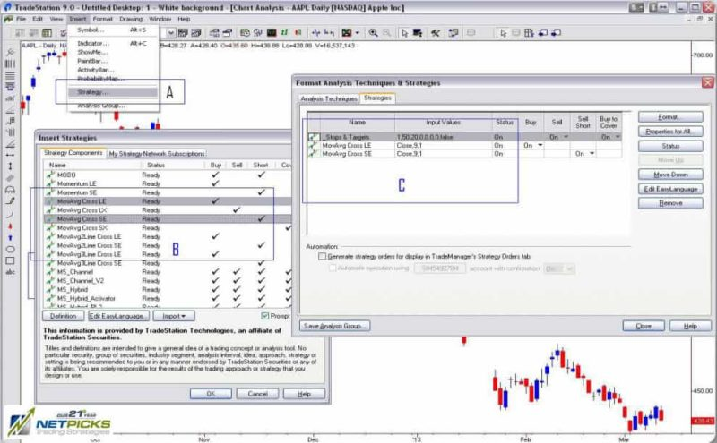 Trade Entry Criteria For Your Trading System