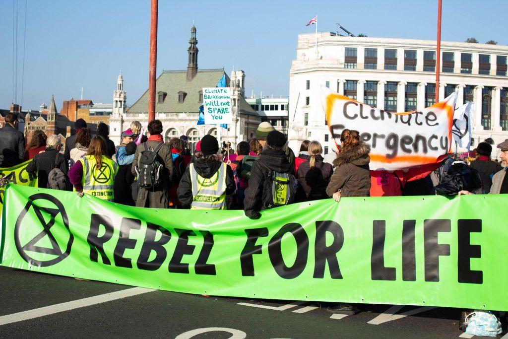 Rebel for Life banner