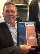 Jimmy Brannigan and Award