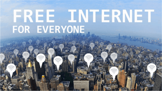 free internet for everyone