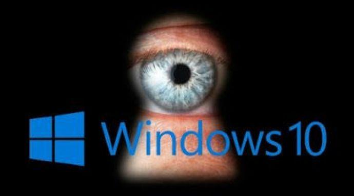 windows 10 y privacidad