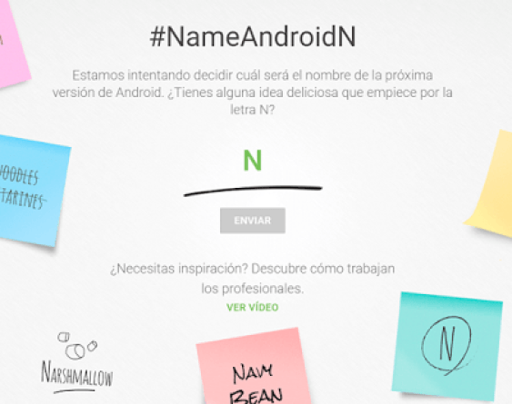 sitio web Android