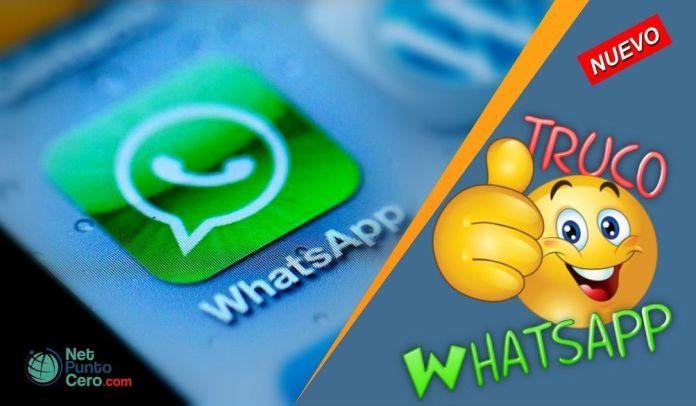 Truco para Whatsapp