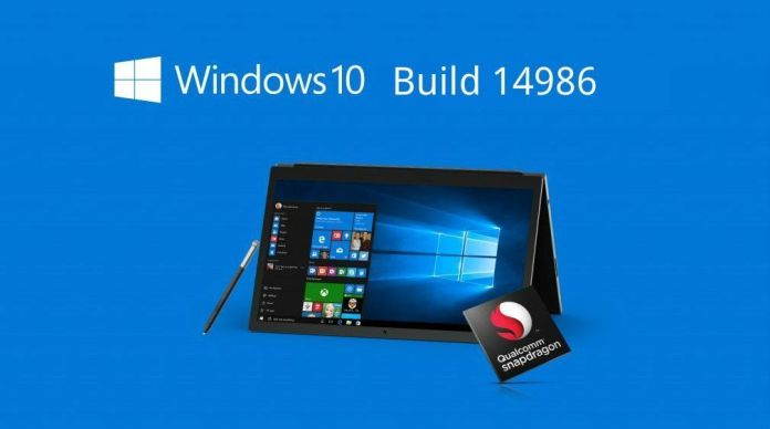 build 14986 de Windows 10