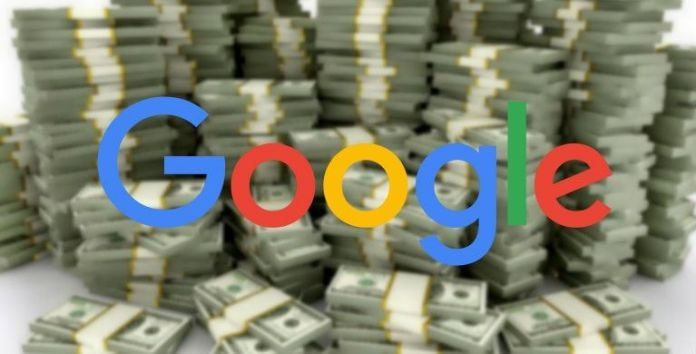 Google empresa rica