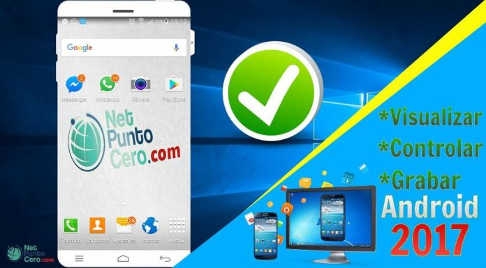 Controlar Android desde PC
