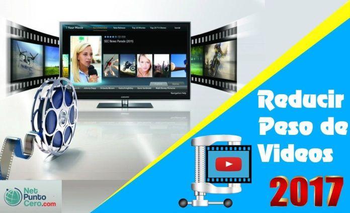 reducir peso de video