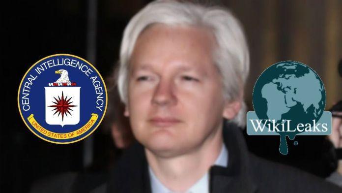 Julian Assange vs CIA