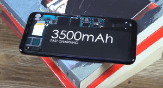 batería del galaxy s8+