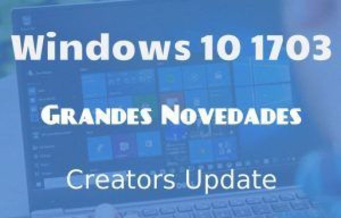 novedades de Windows 10 Creators Update