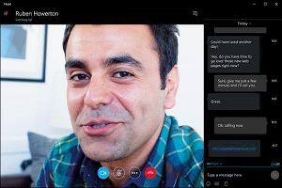 skype windows 10 creators update