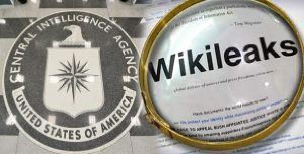 Wikileaks vs CIA