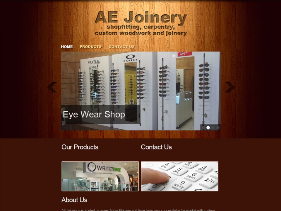 AE Joinery