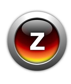 runder web 2.0 button gimp