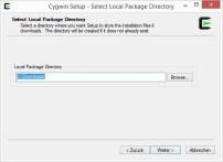 Cygwin-Installation-03-Download-Verzeichnis