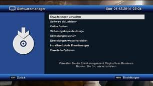 OpenXTA-Erweiterungen-Verwalten