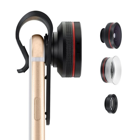 Pictek Smartphone-Objektivset (Bild Copyright Amazon.de)