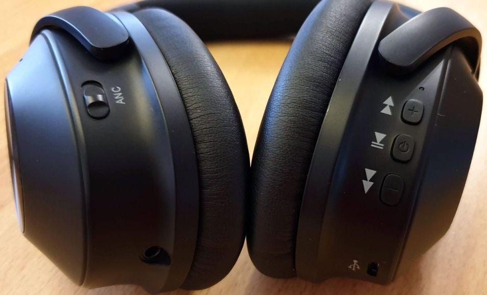 Audio A9 - Bedienelemente