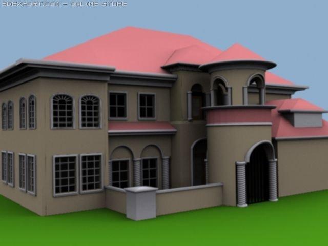 Tutorial dasar sweet home 3d (indonesia). Home Sweet Home 3d Model In Buildings 3dexport