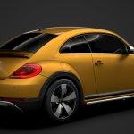 Vw Beetle Dune 2020 3d Model In Sport Cars 3dexport