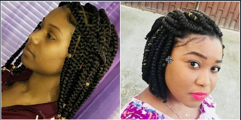 30 Best African Braids Hairstyles With Pictures You Should Try In