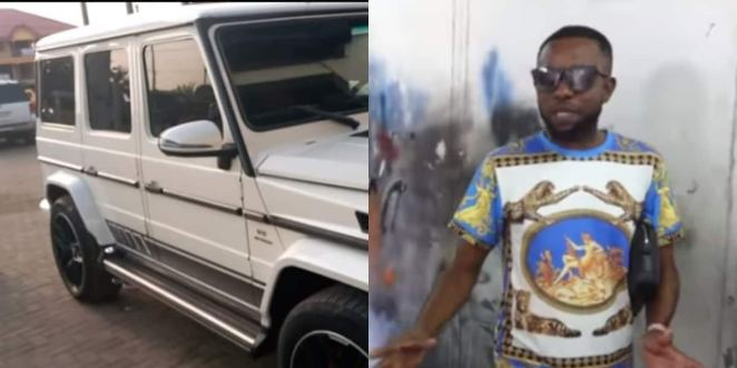 Osei Nyame: Meet the Mechanic Turning Old Cars into Luxurious Rides