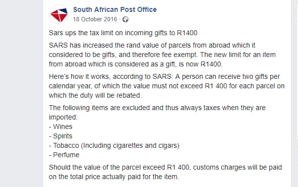 Tips on how to avoid customs charges in South Africa