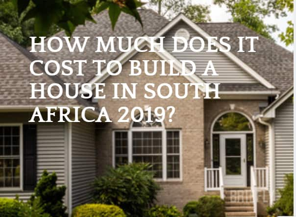 How Much Does It Cost To Build A 3 Bedroom House In South ...