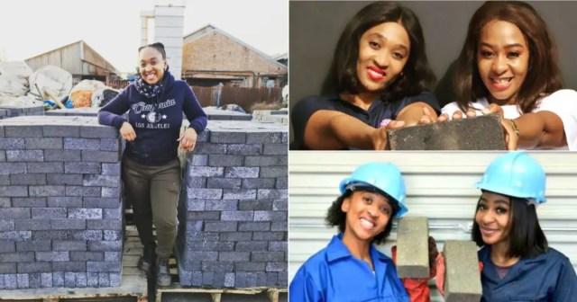 "Ramtsilo ""Plasti-Bricks"", Eco-friendly, Women in Business, Sisters, Milestone, Twitter reactions"