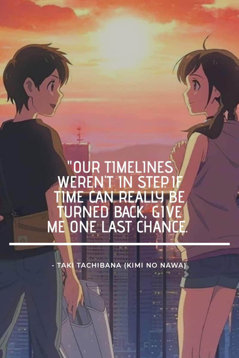 Romantic Anime Quotes : romantic, anime, quotes, Anime, Quotes, About, Love:, KAMI.COM.PH